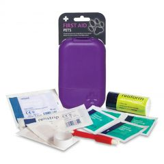 Travel First Aid Kit for Pets