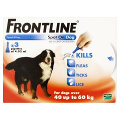 Frontline Spot-On for Dogs
