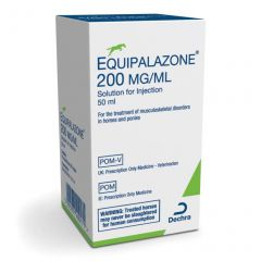 Equipalazone 200mg/ml Solution for Injection 50ml