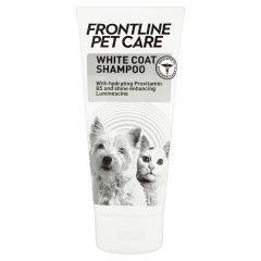 Frontline Petcare White Coat Shampoo 200ml