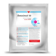 Amoxinsol 50% Powder for Oral Solution 150g