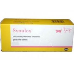 Synulox Palatable Tablets - Priced per Tablet