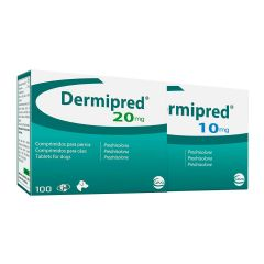 Dermipred Tablets for Dogs