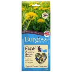 Burgess Excel Snacks Country Garden Herbs 120g