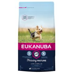 Eukanuba Thriving Mature Toy Breed Rich in Fresh Chicken Dry 2kg