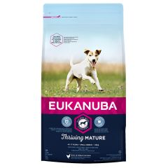 Eukanuba Thriving Mature Small Breed with Chicken Dry 2kg