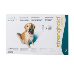 Stronghold 240mg Spot-On for Large Dogs (weighing 20.1 - 40kg)