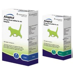 Atopica for Cats and Dogs 100mg/ml