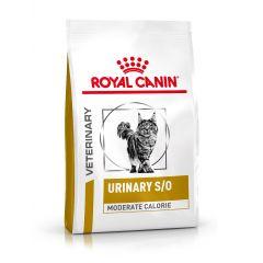 Royal Canin Veterinary Diet Feline Urinary S/O Moderate Calorie Dry (UMC 34)