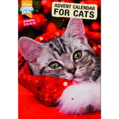 Good Girl Pawsley Cat Advent Calendar