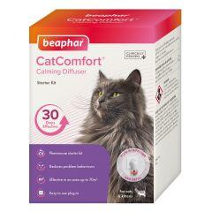 Beaphar Cat Comfort Calming Diffuser - Starter Kit