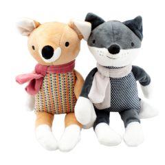Sotnos Patterned Doe & Fox