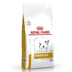 Royal Canin Veterinary Diet Canine Urinary S/O Small Dog Dry (USD 20)