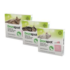 Dronspot Spot-on Solution for Cats