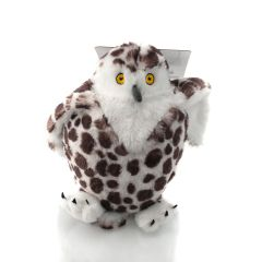 Animal Instincts Snow Mates Suri Snowy Owl Small