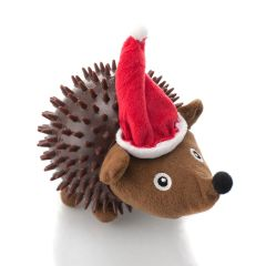 Good Boy Santa Hedgehog