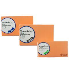 Vetmedin Chewable Tablets