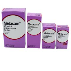 Metacam 1.5mg/ml Oral Suspension for Dogs