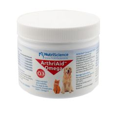 Arthri Aid with Omega (Cat/Dog) Chews
