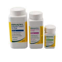 Rimadyl Palatable Tablets for Dogs