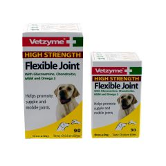 Vetzyme High Strength Flexible Joint for Dogs