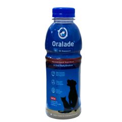 Oralade Rehydration Fluid for Dogs and Cats 500ml