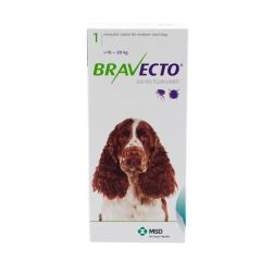 Bravecto Chewable Tablets for Dogs