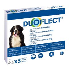 Duoflect Spot-on Solution for Dogs Weighing 40-60kg