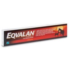 Eqvalan Horse Wormer - Single Syringe