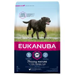 Eukanuba Thriving Mature Large Breed Rich in Fresh Chicken Dry