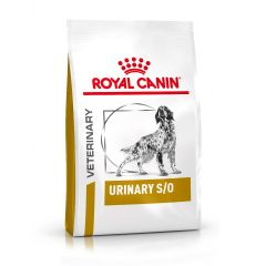 Royal Canin Veterinary Diet Canine Urinary S/O Dry (LP 18)