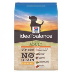 Hills Ideal Balance No Grain Adult Dog with Chicken & Potato Dry