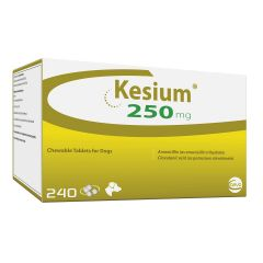 Kesium Chewable Tablets for Dogs