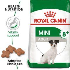 Royal Canin Size Health Nutrition Mini Mature 8+ Dry Dog Food 8kg