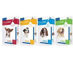 Prinovox Spot On Solution for Dogs