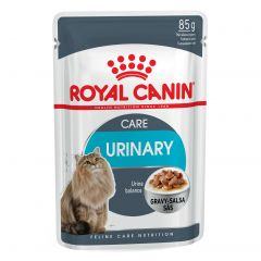 Royal Canin Feline Care Nutrition Urinary Care (in Gravy) Wet Pouches 12x85g