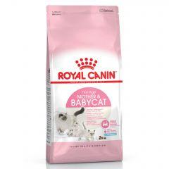 Royal Canin Feline Health Nutrition Mother & Babycat Dry Food
