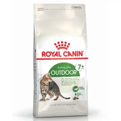 Royal Canin Feline Health Nutrition Outdoor 7+ Dry Food