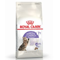 Royal Canin Feline Health Nutrition Regular Appetite Control Sterilised 7+ Dry Food