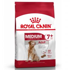 Royal Canin Size Health Nutrition Medium Adult 7+ Dry Dog Food 15kg