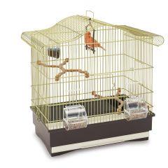 IMAC Serena Brass Bird Cage (Budgie/Canary)