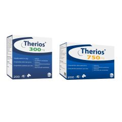 Therios Palatable Tablets for Dogs