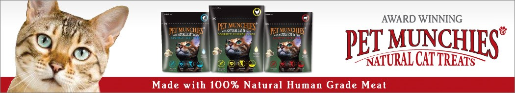 Pet Munchies for cats
