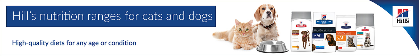 Hills nutrition for cats and dogs