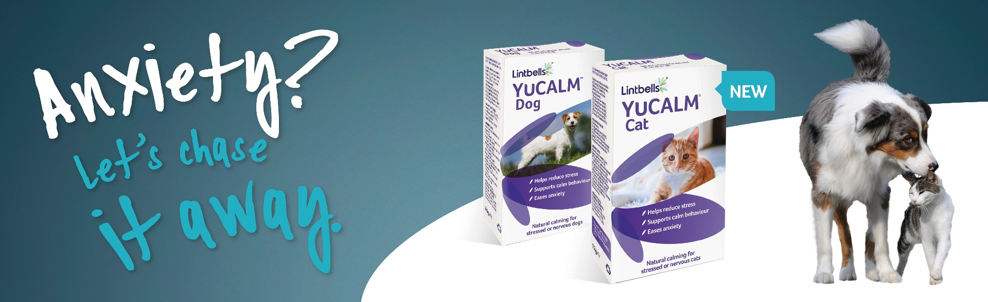 Chase away anxiety with YuCALM