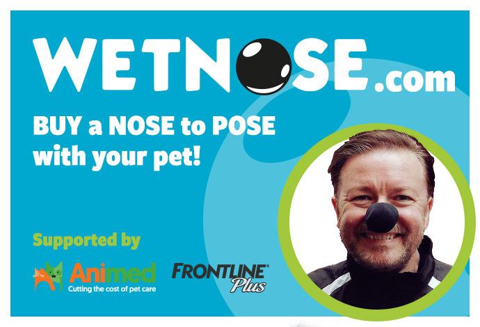 Join Frontline Plus and Animed supporting WetNose Day this year
