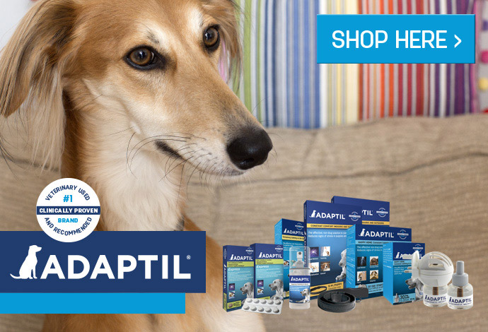 Adaptil range for dogs