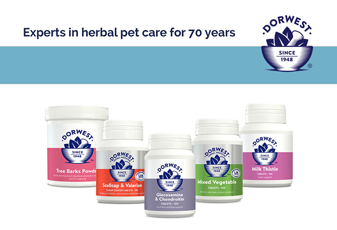 Dorwest Experts in herbal pet care for 70 years