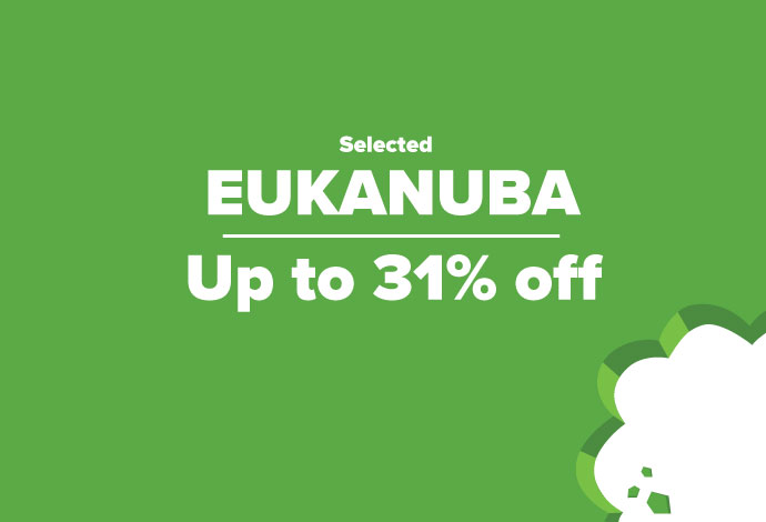 Eukanuba up to 31% off selected ranges