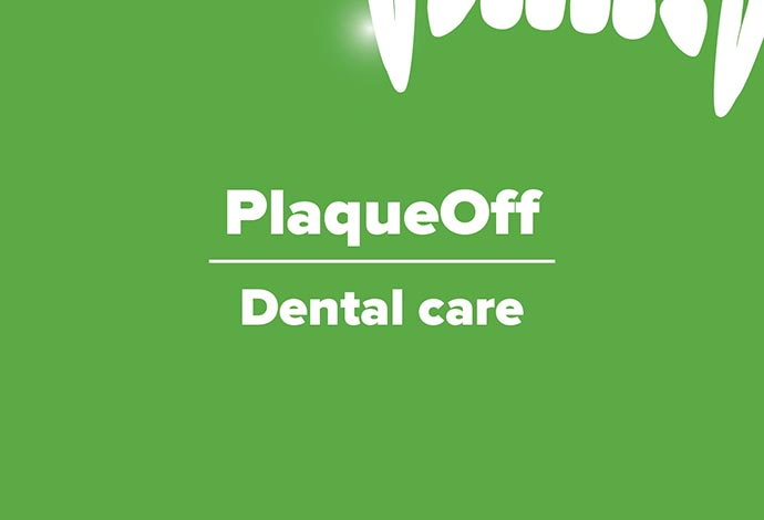 Improve your pet's dental health with PlaqueOff